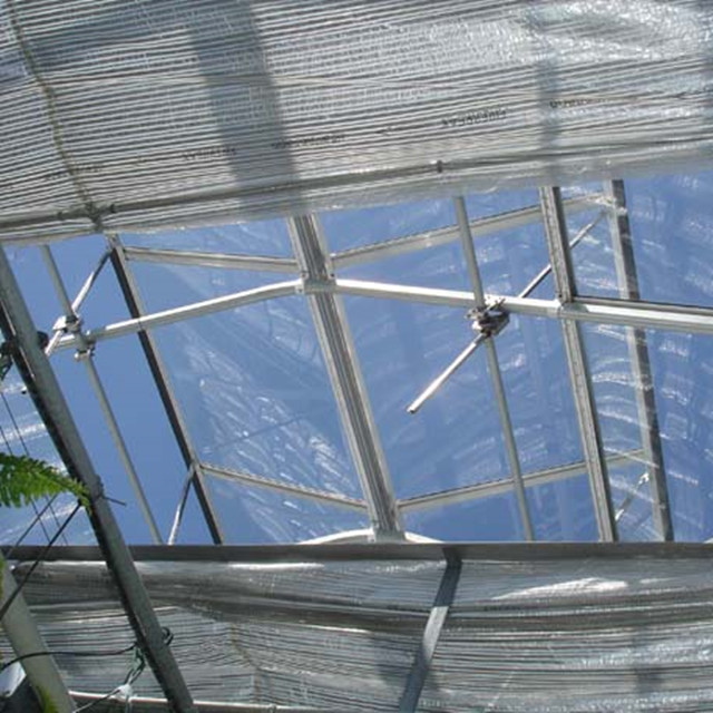 Low Cost Greenhouse inside Shading System for Sale