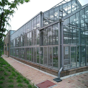 Cheap price Multi-span Glass Venlo Hydroponic Polycarbonate Agricultural Greenhouse for Vegetables/flowers/fruits/garden/tomato/crop/corn
