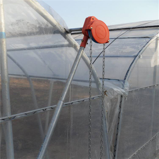 Manual Roll Up Motor/machine for Greenhouse Ventilation System