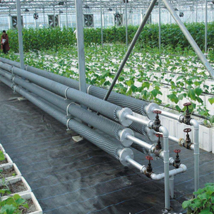 Venlo Greenhouse Excellent quality Heating System Multi-span Agricultural Hydroponic Greenhouse for Vegetables/flowers/fruits/garden/tomato/crop/corn
